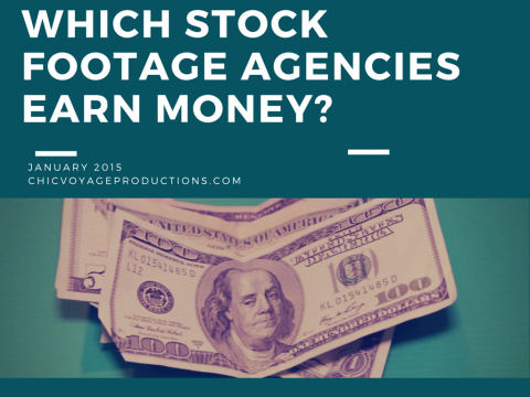 Which stock footage sites earn money?