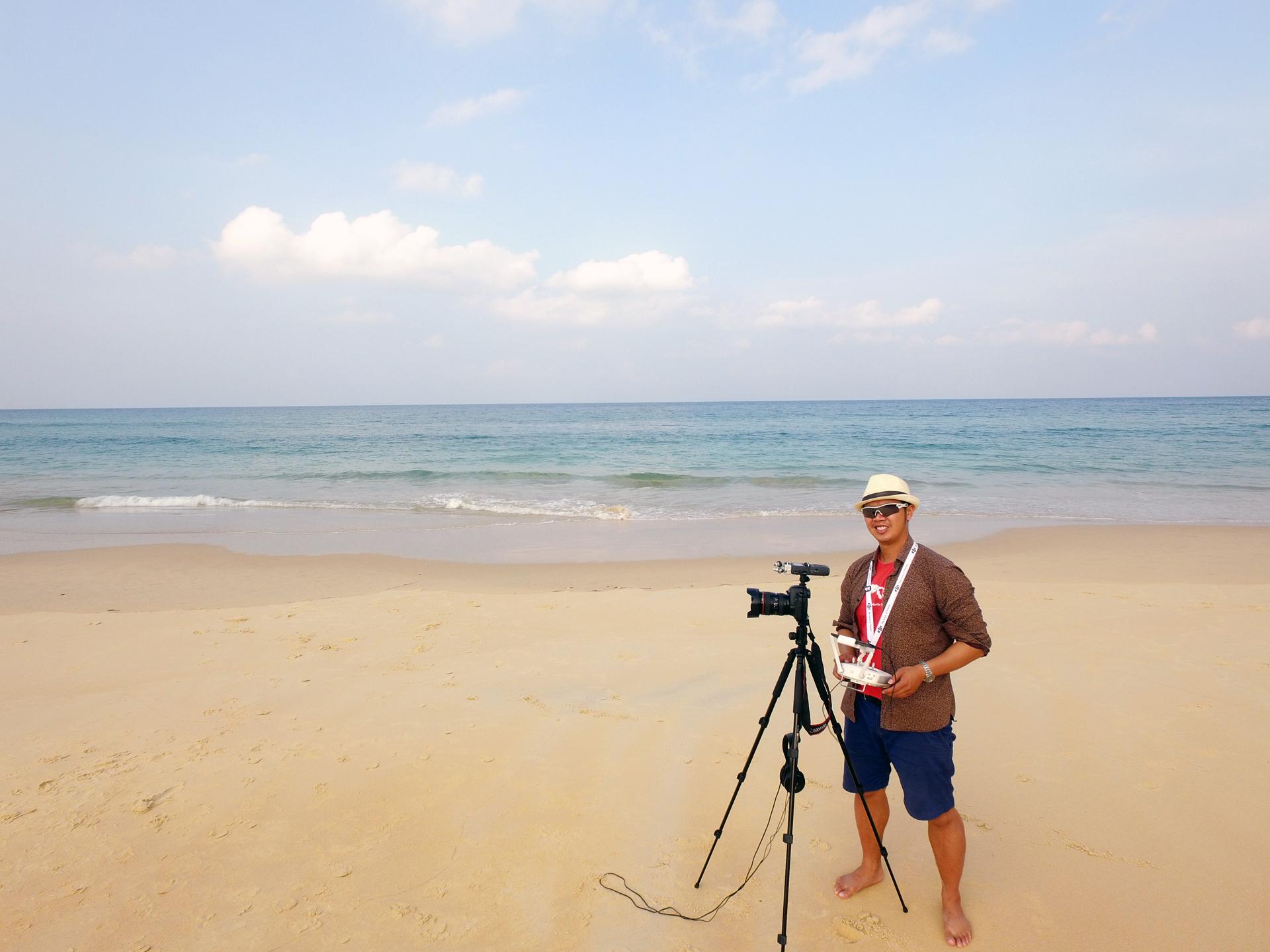 Thailand Videographer