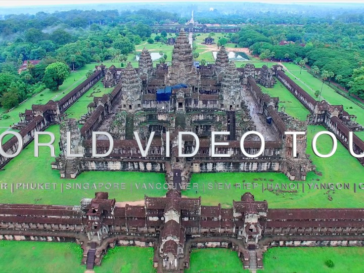 Around the World Travel Video 2015 – Make money from your footage