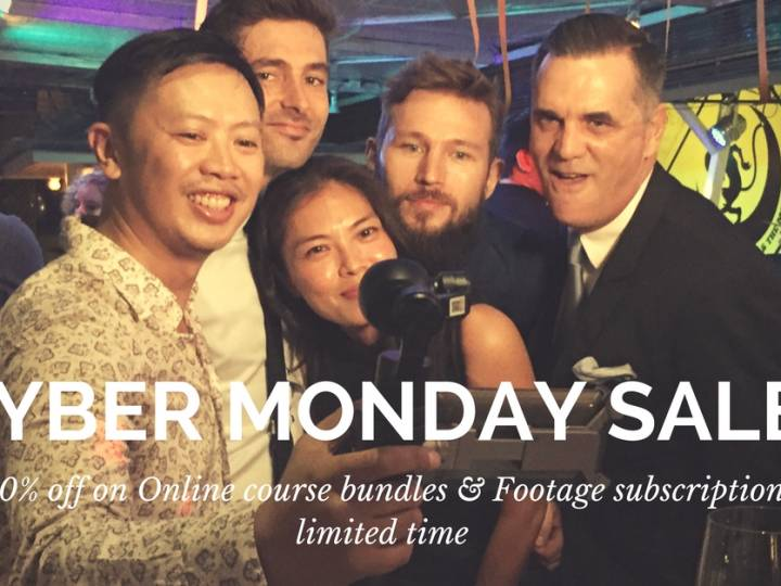 Cyber Monday Sale 2016