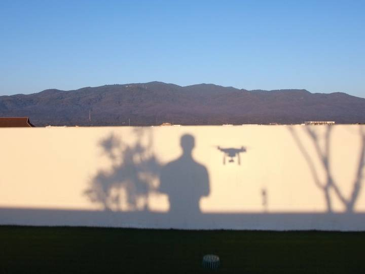 Why you should fly your drone off a roof top