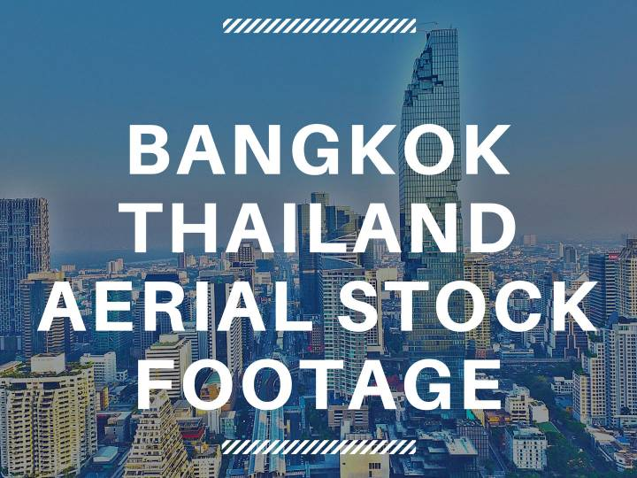 Bangkok Thailand Video Stock Footage