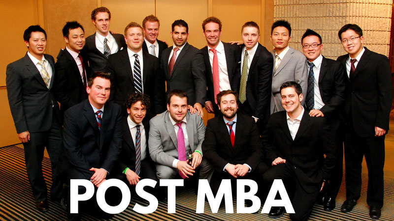 Post MBA is an mba worth it