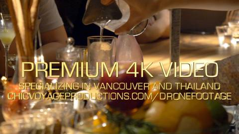 4k premium stock footage asia and Vancouver