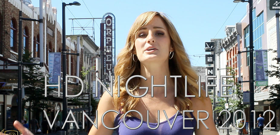 Vancouver Nightlife 2012