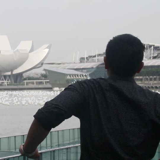 Singapore Aerial Videographer