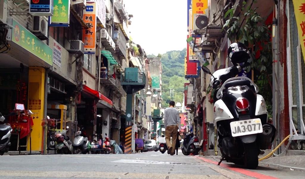 Taiwan travel stock footage 2012