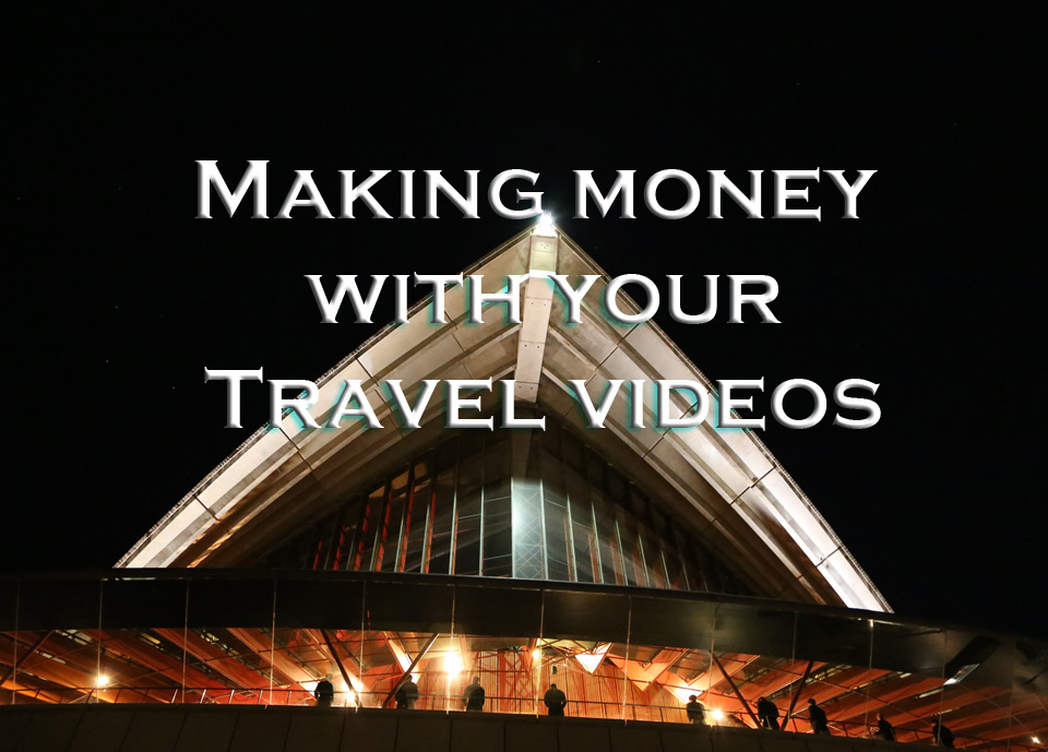 Which travel videos sell