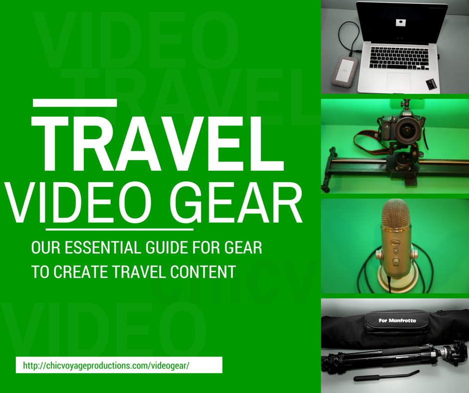 TRAVEL VIDEO GEAR