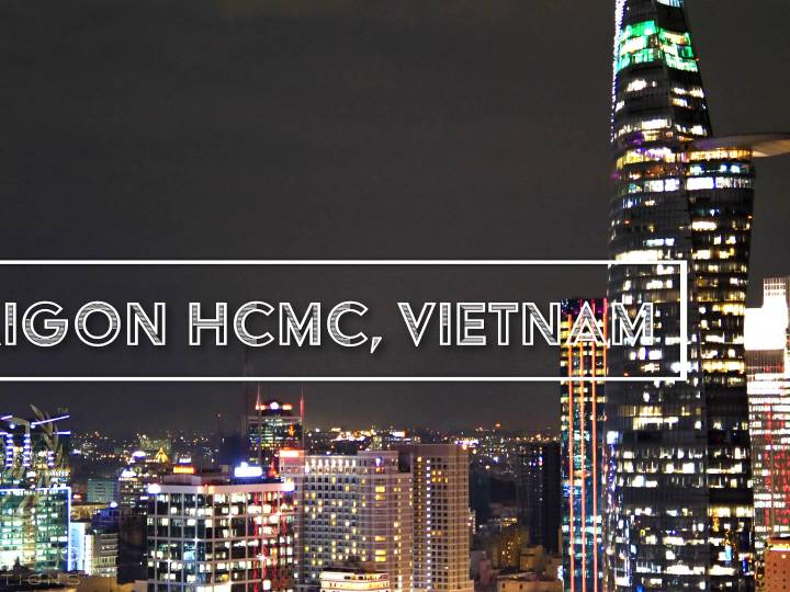 Free stock footage from Vietnam Saigon 4K and HD
