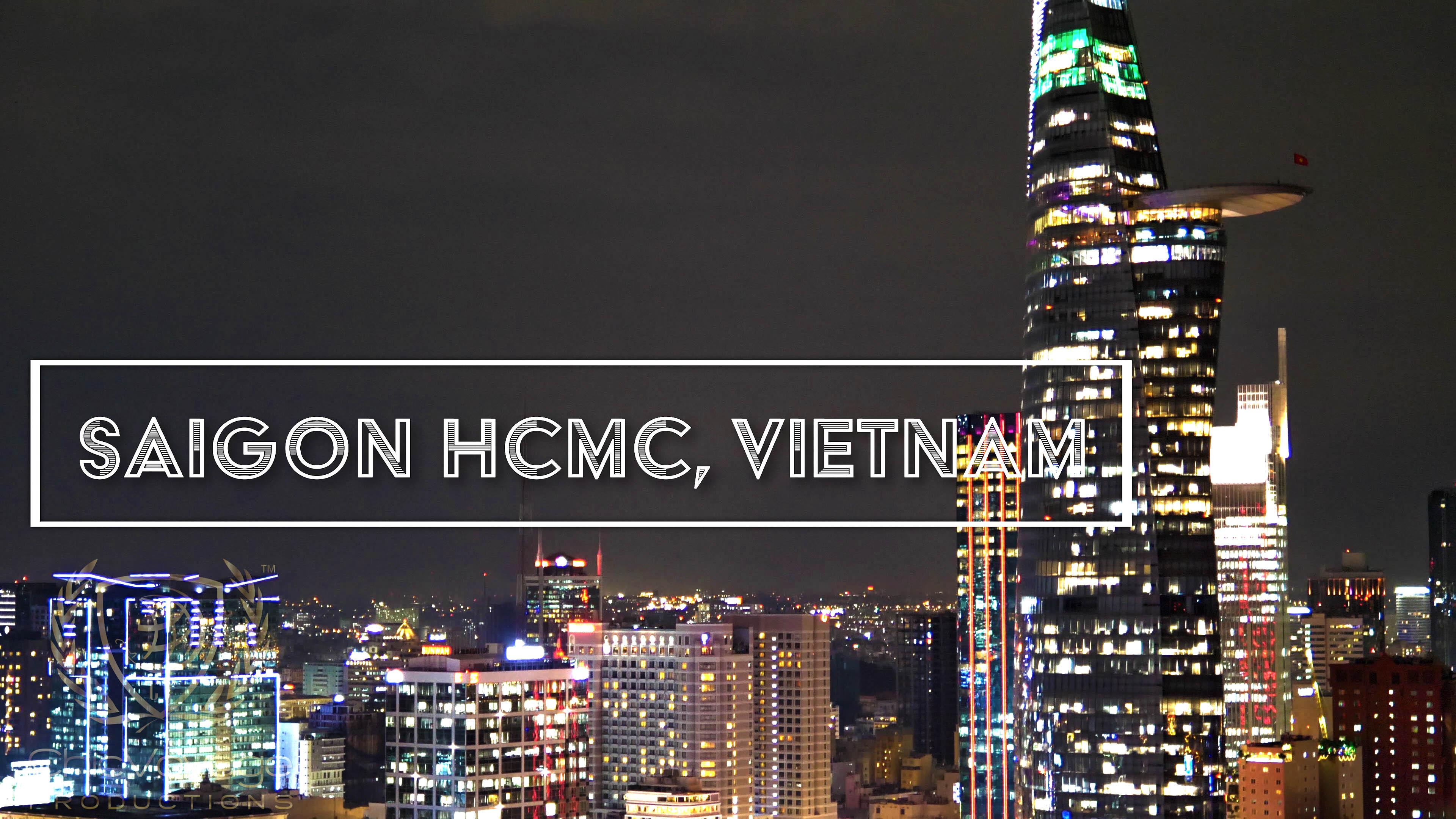 Saigon Vietnam Stock Footage