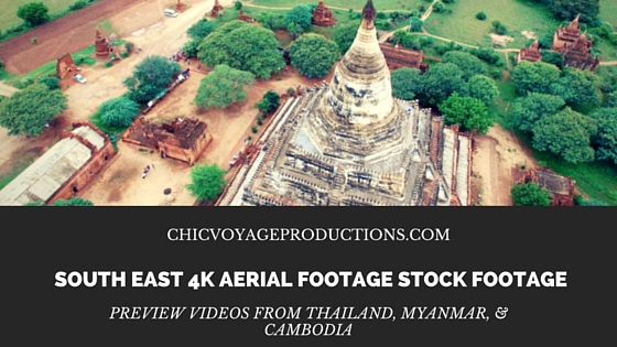 South East 4k aerial footage stock footage