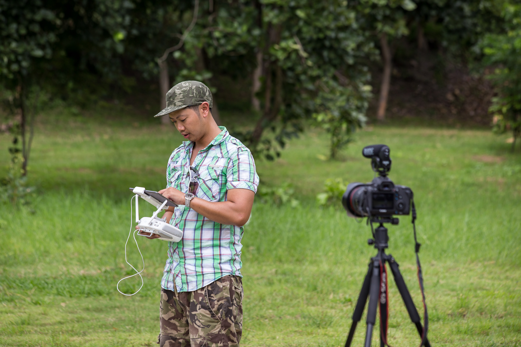 Thialand videographer