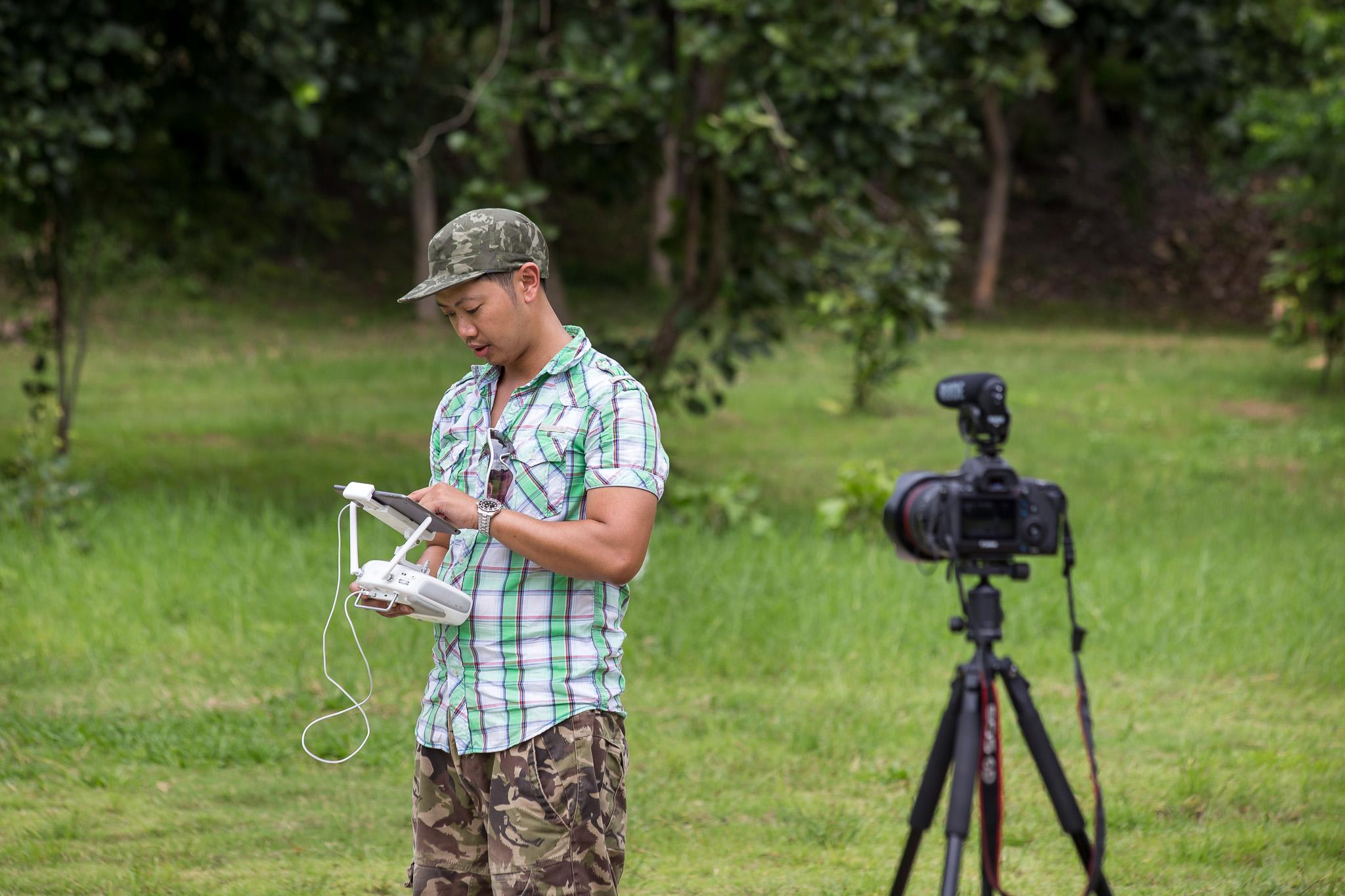Thialand videographer