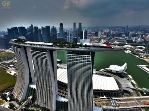 singapore stock footage
