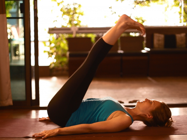 Behind the Scenes -Pilates Stock Footage Video Shoot