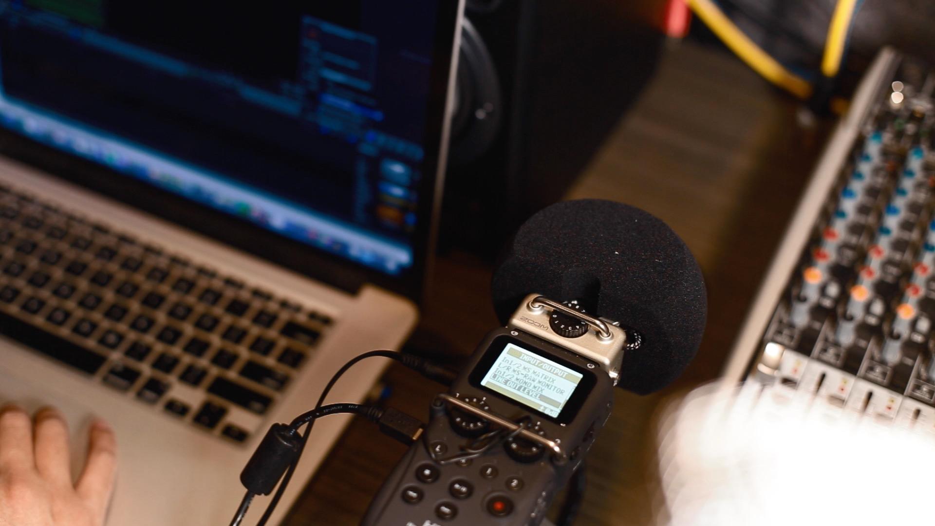 H5 Audio Recorder