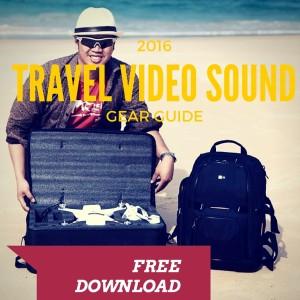 digital nomad videographer