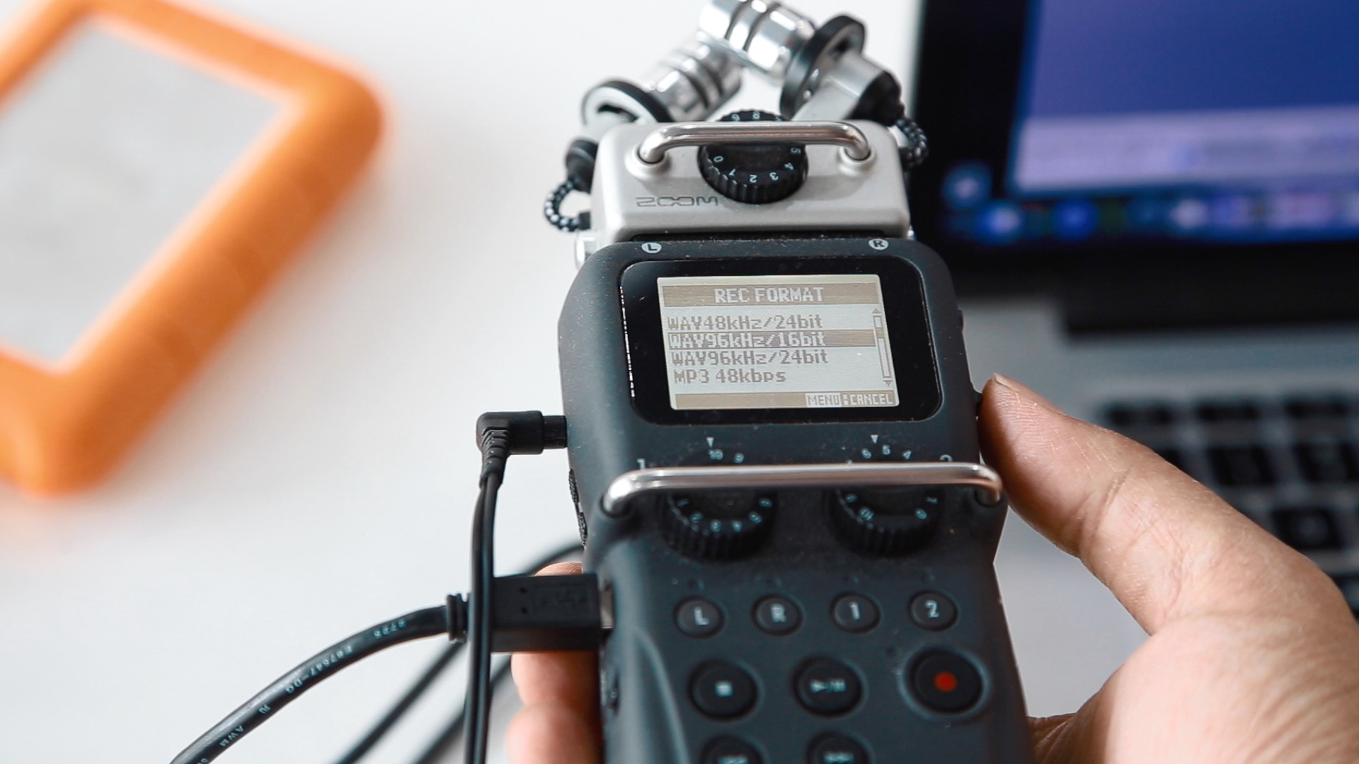 H5 zoom recorder online course