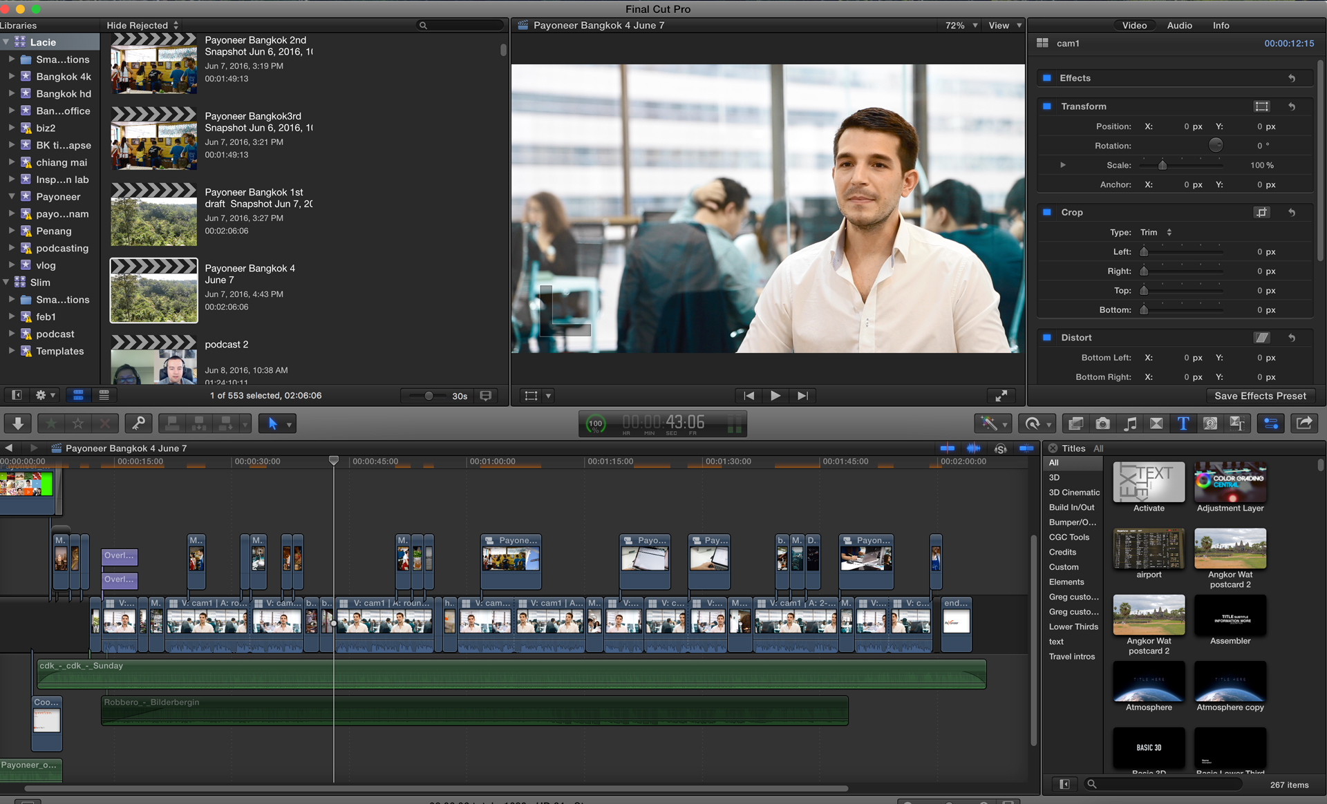 video editor online service
