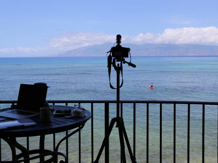 Videographer in Hawaii USA