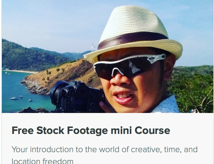 Learn about my largest stock footage paydays