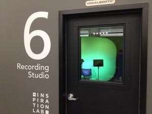 Recording Studio Creator Space