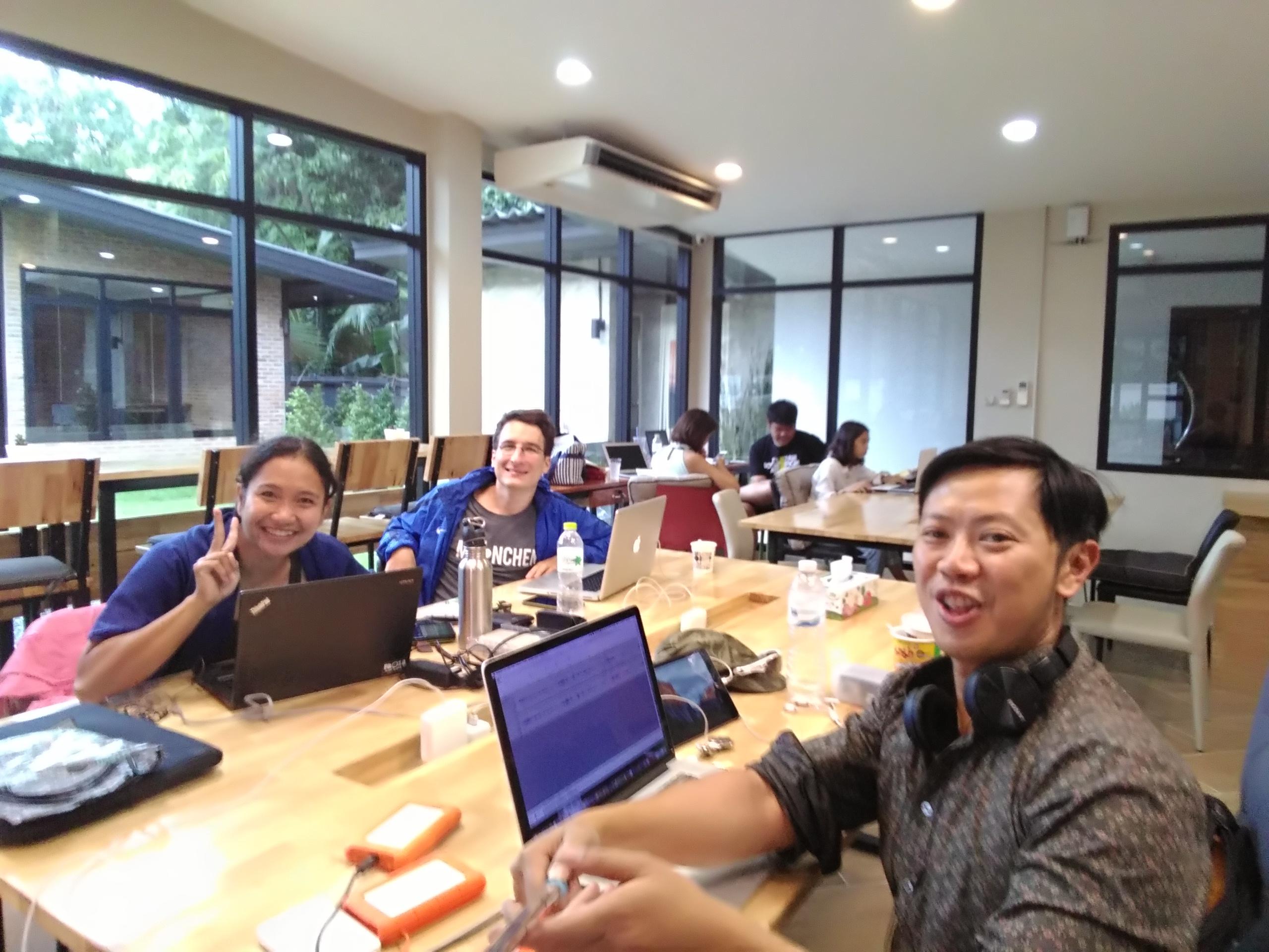 coworking in asia vs canada