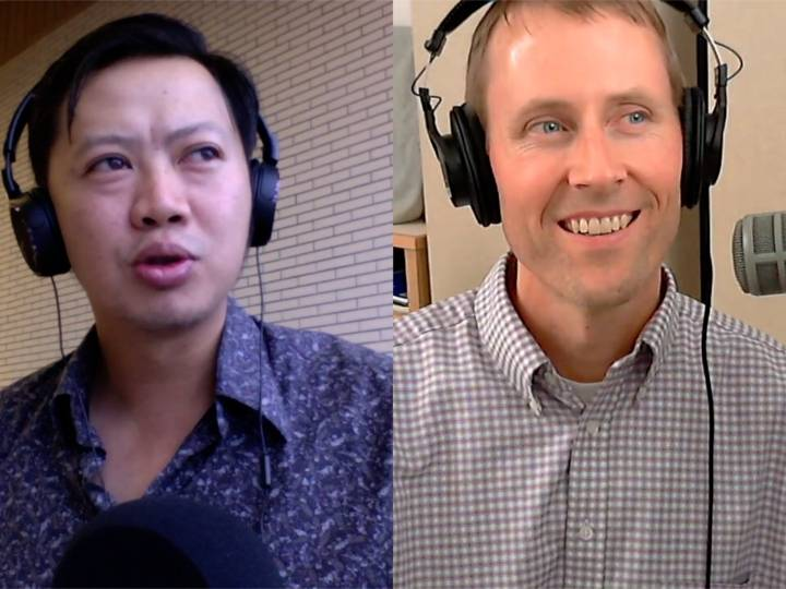 Video Audio Expert – Curtis Judd Podcast Interview Ep 26 – Greg Hung Show