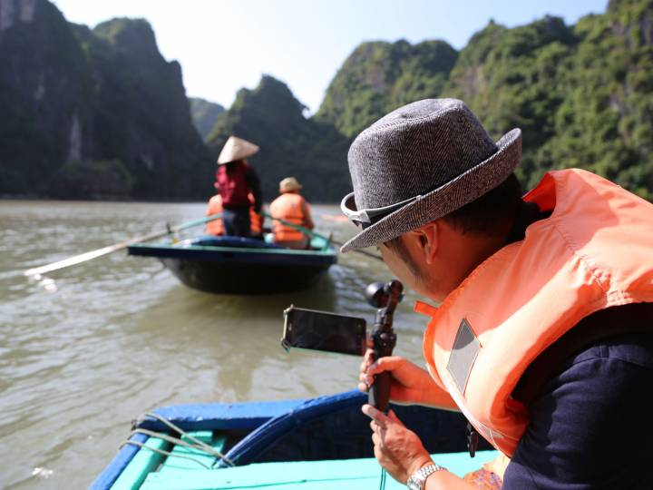 Hanoi & Halong Bay – Vietnam Travel Photos & Videos 4k