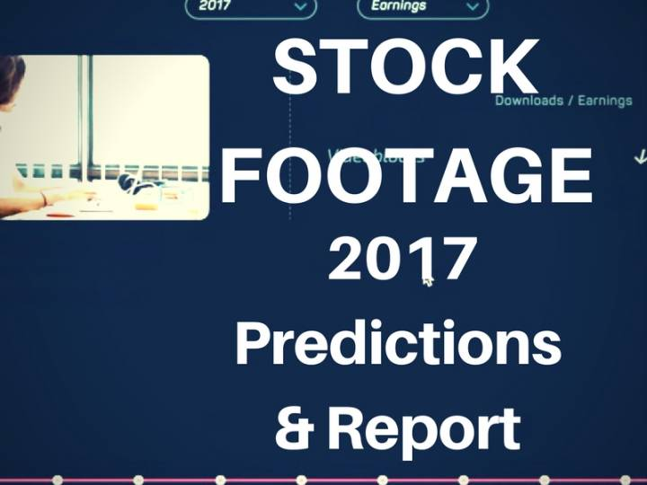 Stock footage intelligence – Predictions & Report for 2017