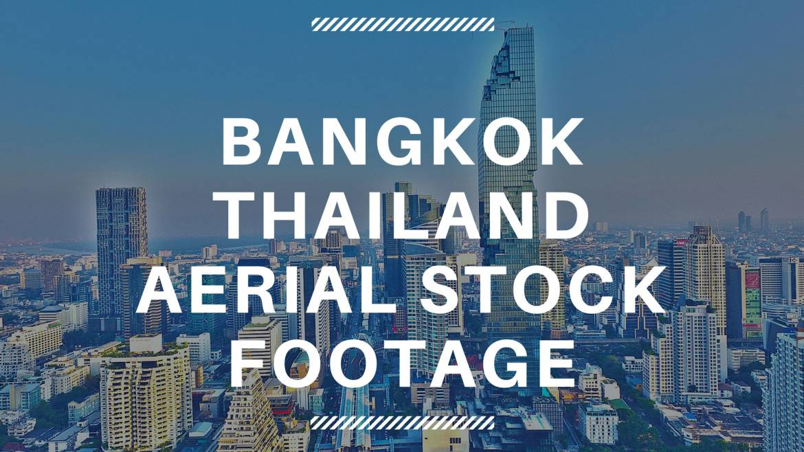 Bangkok Stock Footage