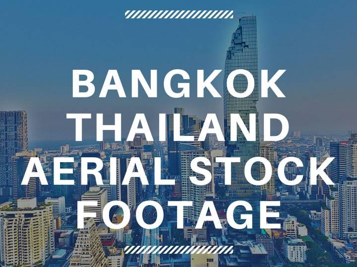 Bangkok Thailand Stock Footage