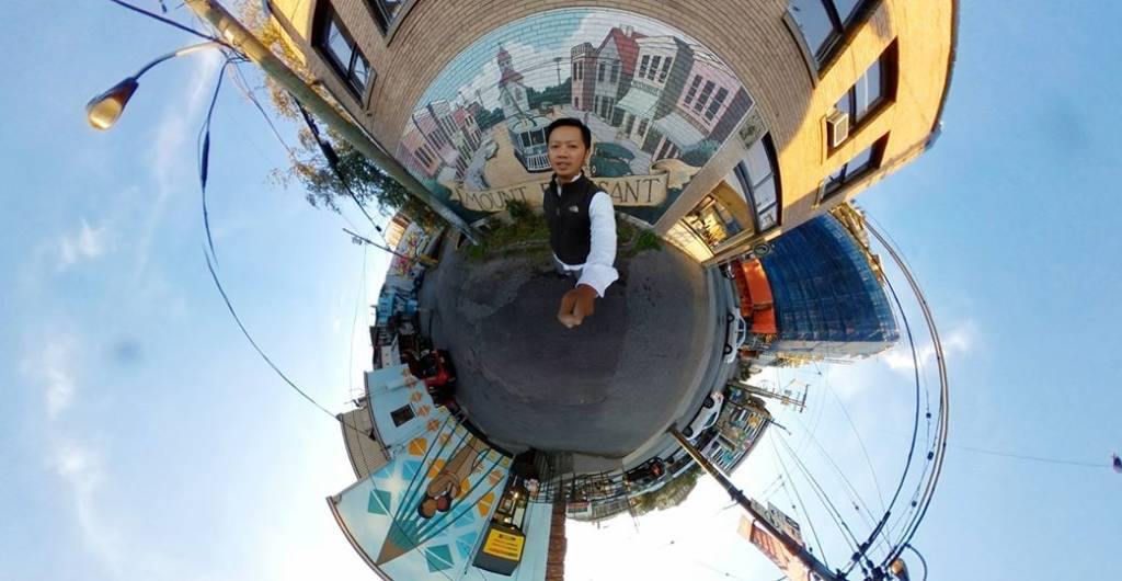 360 video online course