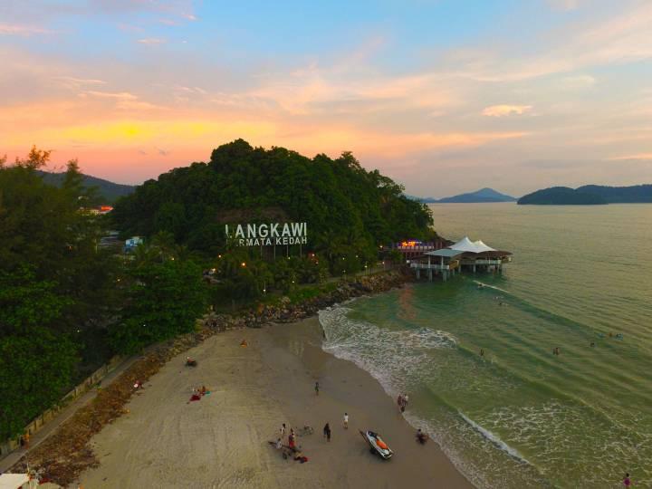 Langkawi Malaysia – Aerial Photography