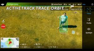 DJI Mavic Active Track