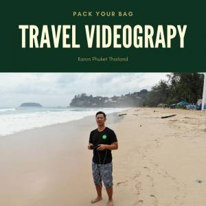 How do you become a travel photographer for videography