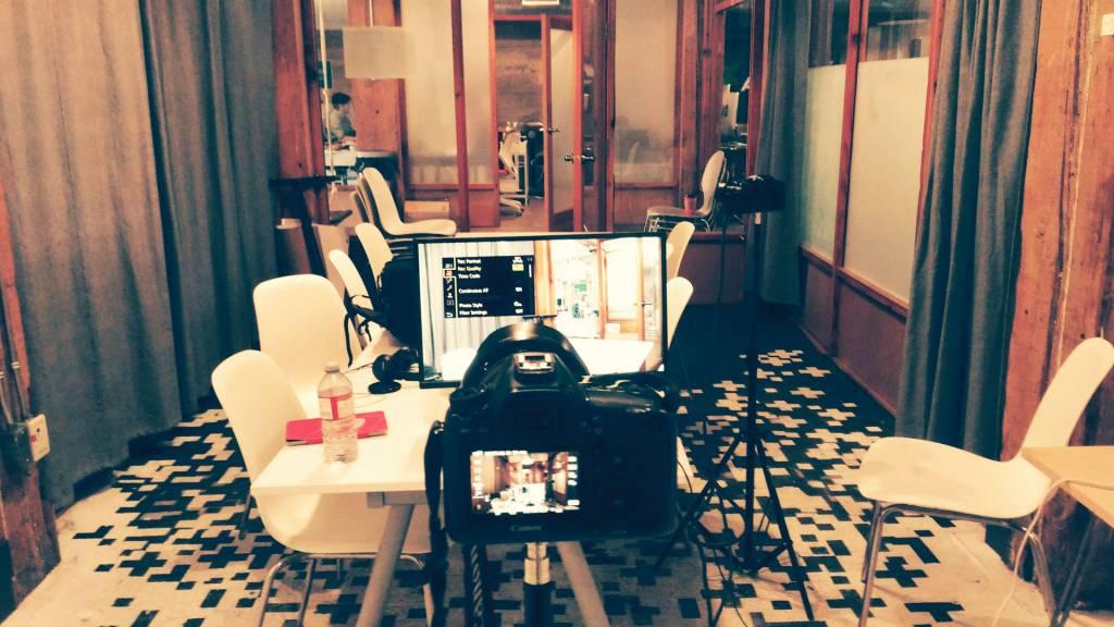 gh5 studio setup