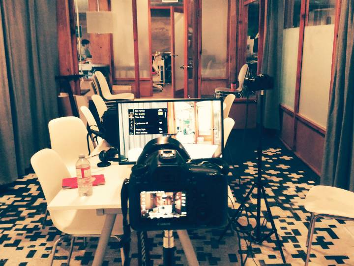 Panasonic GH5 Studio Setup – Vlog