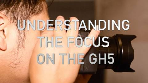 Understanding the focus on the Panasonic GH5