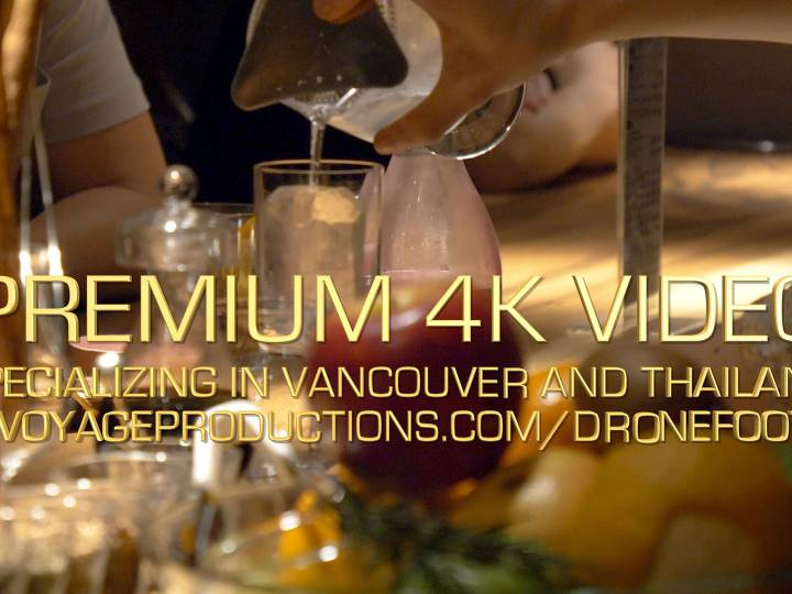 Premium 4k Stock Footage Collection – Vancouver, Asia, and South Africa