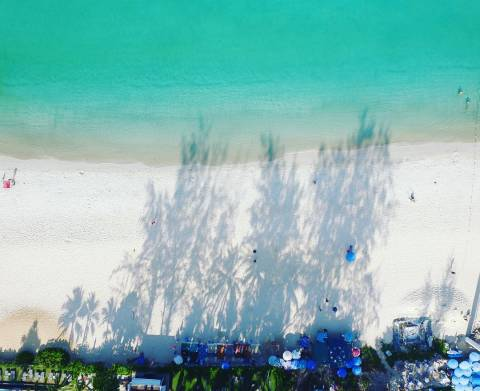 aerial photos thailand