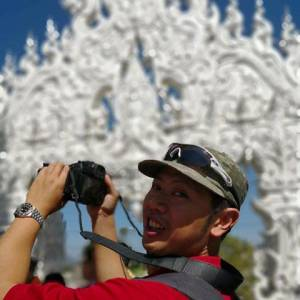 Chiang Rai Thailand Stock Footage