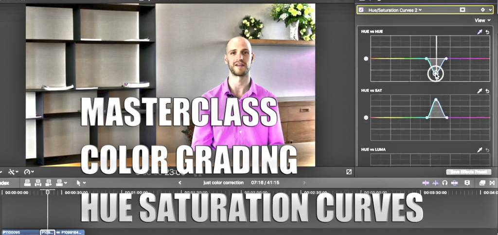 Final Cut Pro X Online Course Masterclass