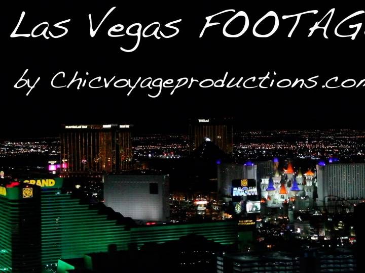 Free Las Vegas Stock Footage