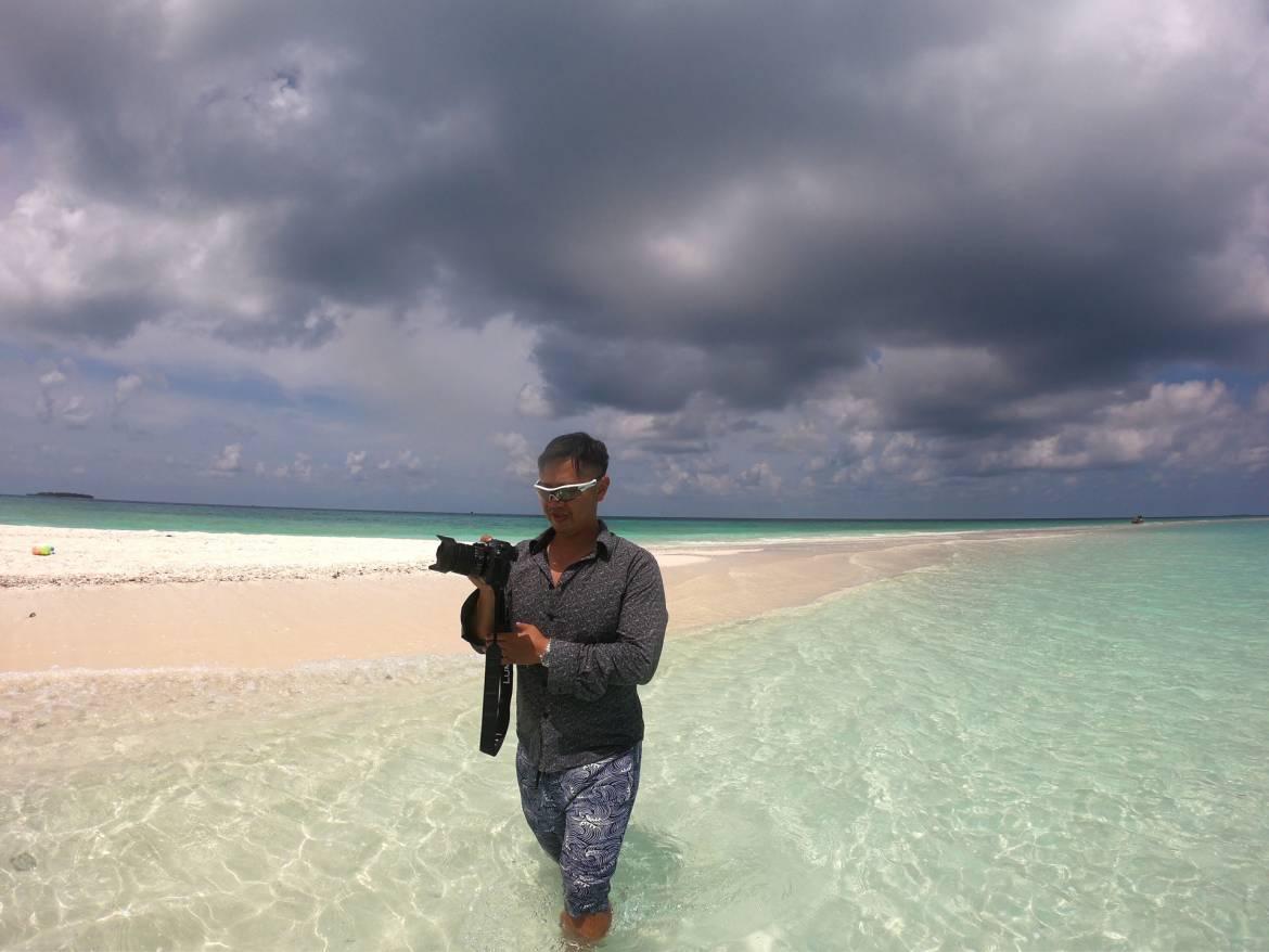 Maldives Videographer for hire