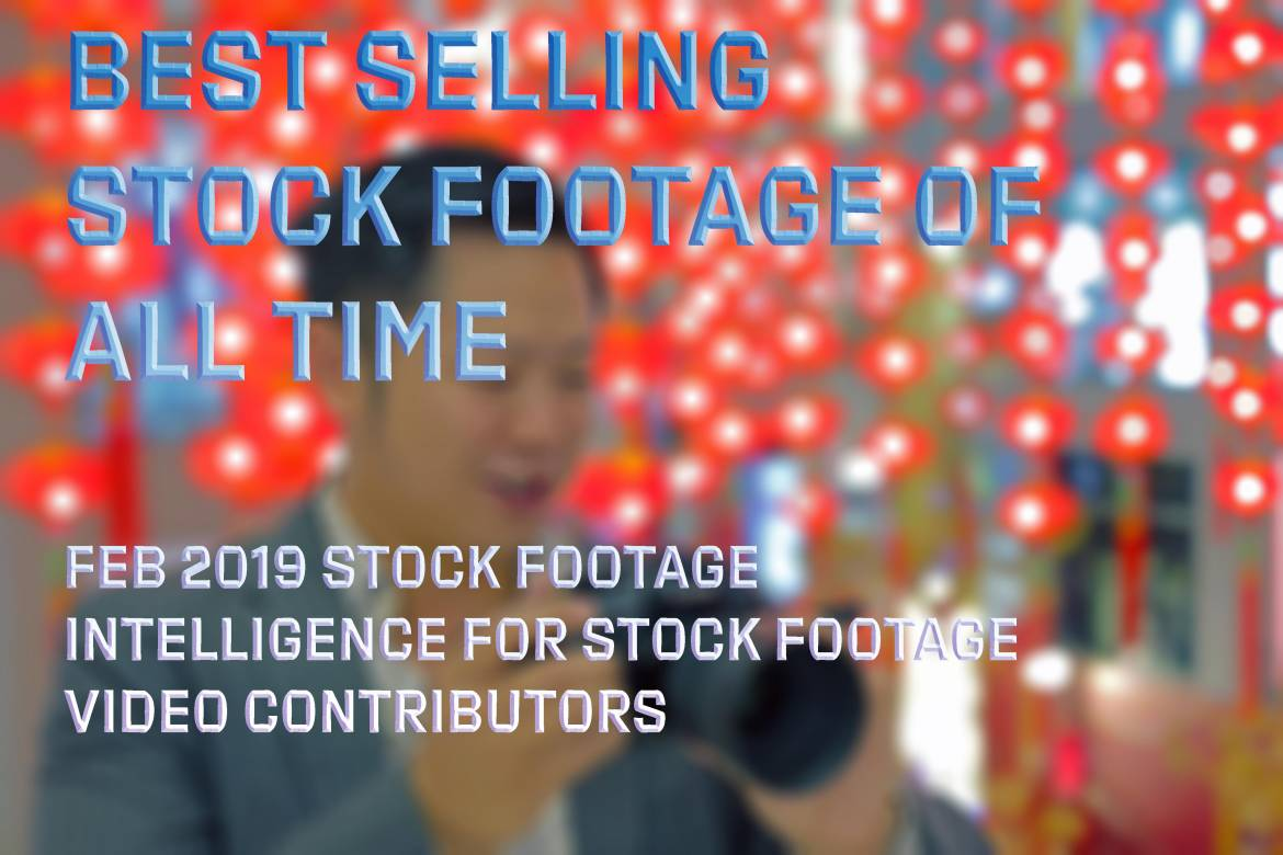 Best selling Stock Footage of all time