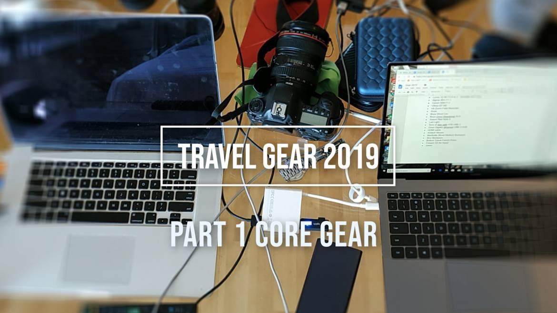 Travel Video Gear Kit 2019