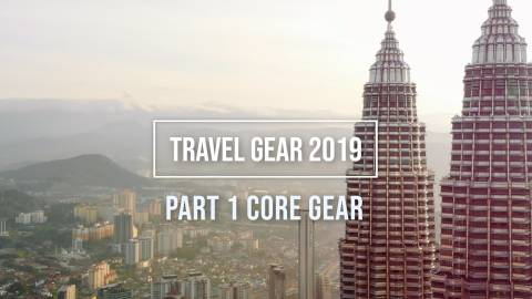 Travel Video Gear Kit 2019