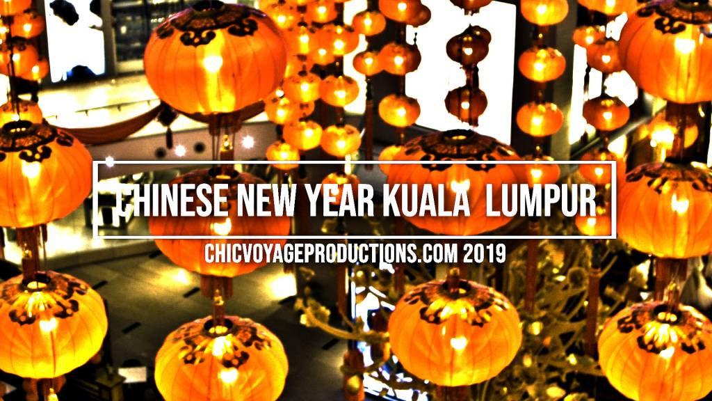 chinese new year footage